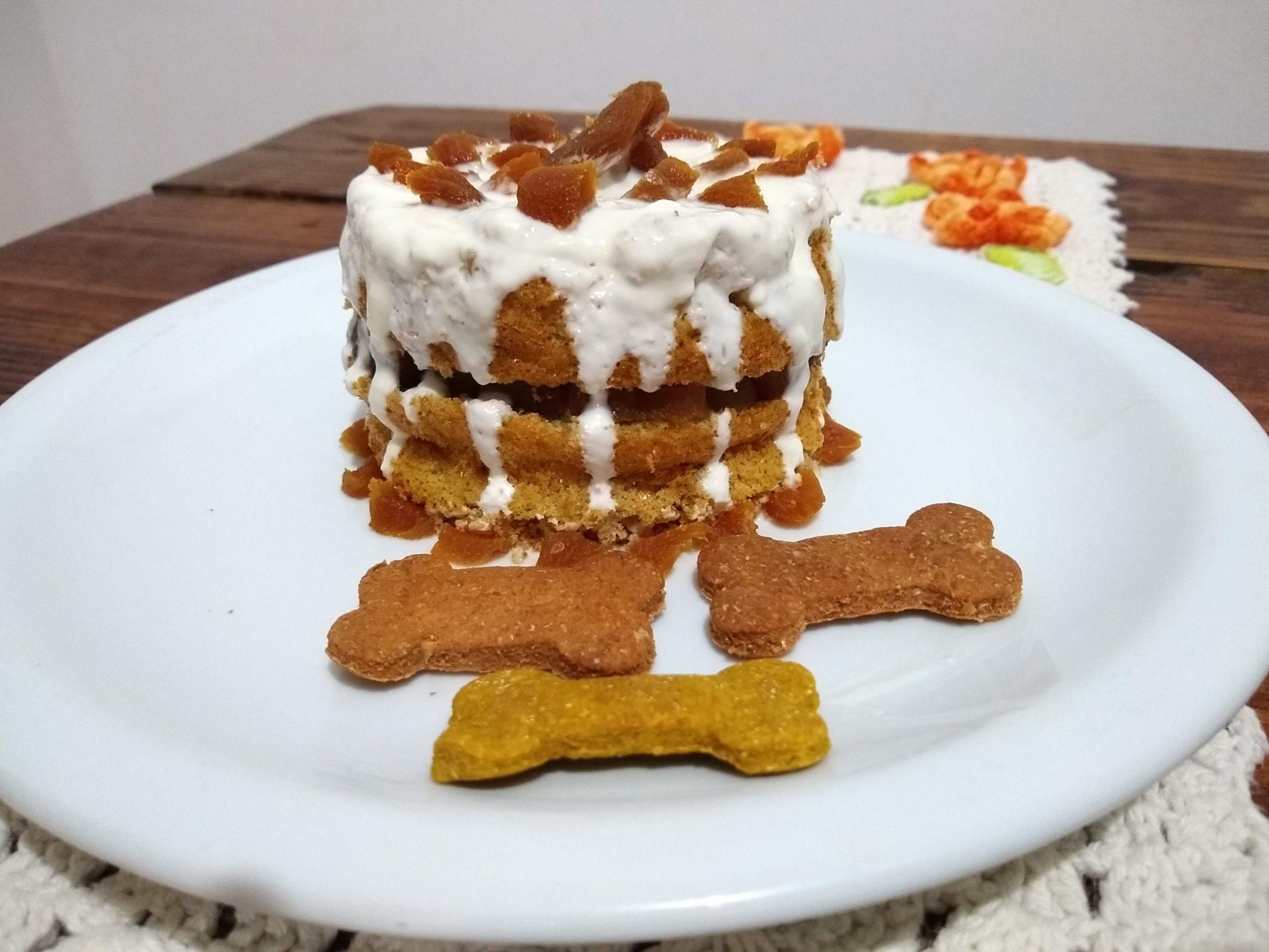 Receitas de bolo de aniversário para cães4